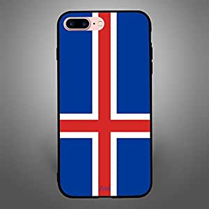 iPhone 7 Plus Iceland Flag