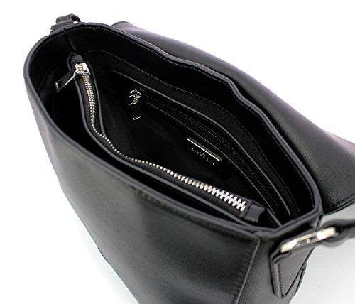 John Black Richmond Flap Bag Metallica xqq6HBwA