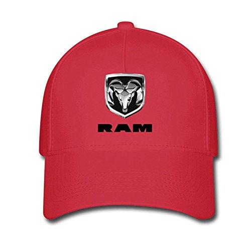 debbie-unisex-rodge-ram-logo-baseball-caps-hat-one-size