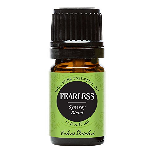 Fearless  High Quality Premium Aromatherapy Oils by Edens Ga