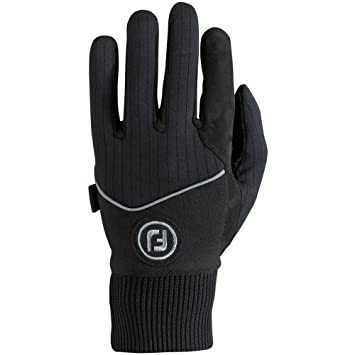 FootJoy WinterSof Golf Gloves 1 Pair Black, L
