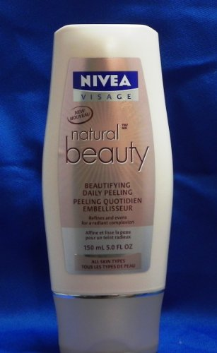 Nivea Visage Natural Beauty Peeling quotidien