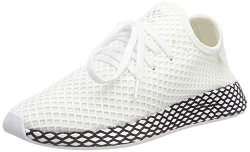 d2a0e8f7dbe6 adidas Originals Man s Deerupt White Mesh Mesh Mesh Sneakers Parent  B07D6ZHTMP 4801b1