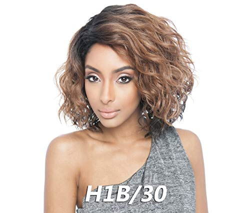 ISIS BROWN SUGAR Human Blended Full Wig - BS120 (H1B/30)