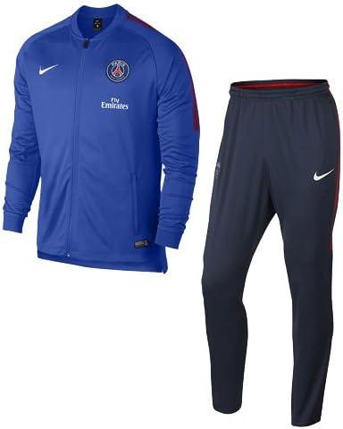 Nike PSG M Dry Sqd TRK K Conjunto Chándal, Hombre: Amazon.es: Ropa ...