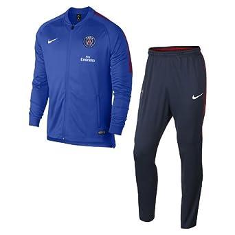 Nike PSG M Dry Sqd TRK K Conjunto Chándal, Hombre: Amazon.es ...