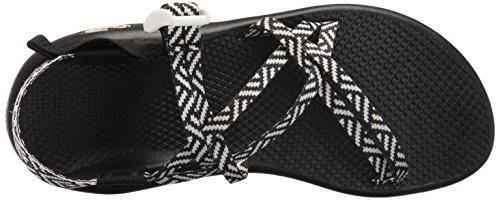 Chaco Kvinders Zx1 Klassiske Sport Sandal Origami Sort rePCGeUe