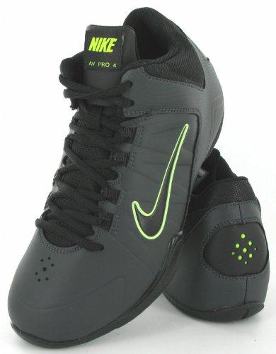 Nike - AV Pro 4 Gsps - 599791004 - Color: Gris-Negro - Size: 36.5