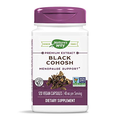 Most bought Black Cohosh Herbal Supplements