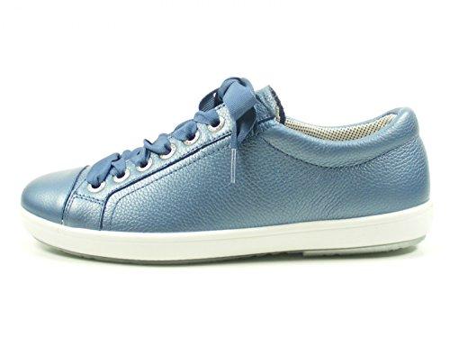 00860 Up 2 Blau Lace Tanaro Flats Womens Trapani Legero awTnR5qw