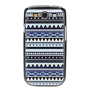 LIMME-Diamond Woven Design Pattern Hard Case for Samsung Galaxy S3 I9300