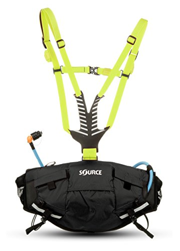 Source Outdoor Hipster 1.5L Hydration System, Black