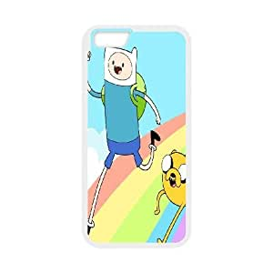 iPhone 6 4.7 Inch Cover Cell phone Case Adventure Time Ejyhs Plastic Durable Cases
