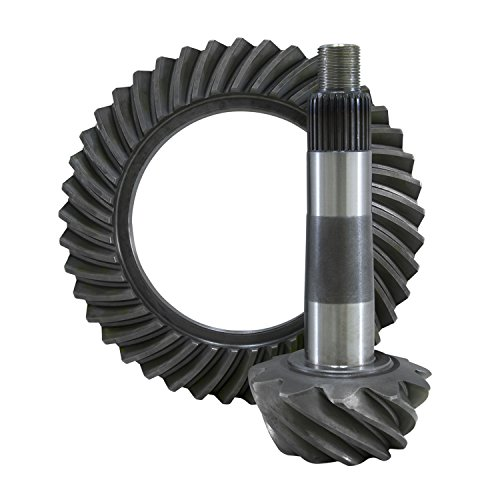 Axle Differential Gear Set (USA Standard Gear (ZG GM12T-308) Ring and Pinion Gear Set for GM 12-Bolt Truck Differential)