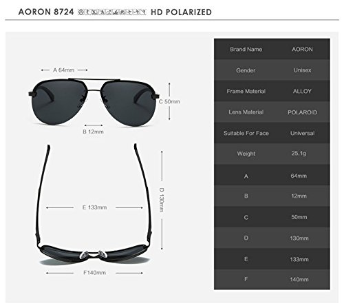 Lunettes Polarisées Soleil Unisexe pour A Le HECHEN De Alpinisme Cyclisme Protection De Pêche Ski Sport Lunettes UV dFxgCnW