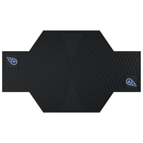 FANMATS 15337 NFL Tennessee Titans Motorcycle Mat by Fanmats