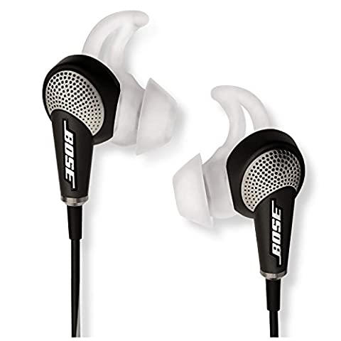 Bose QuietComfort 20 Acoustic Noise Cancelling Headphones (In Ear Noise Cancelling Bose)