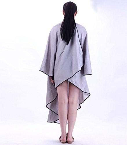 Kapmore Hairdressing Cape Hair Cutting Cape with Neck Brush by Kapmore (Image #2)