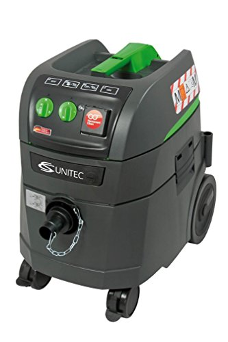 (CS Unitec CS 1445 H 9 gal HEPA Wet/Dry Industrial Vacuum Cleaner)