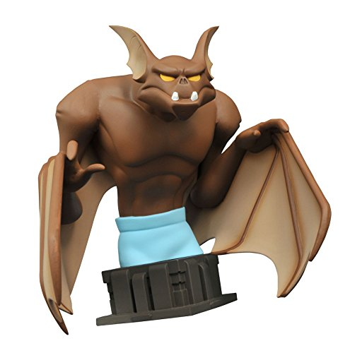 Batman The Animated Series: Man-Bat Resin Bust ()
