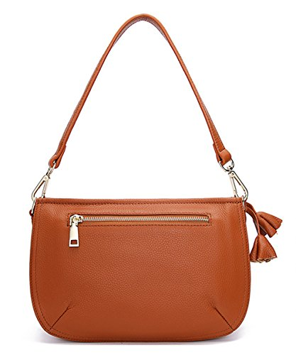 Designer Of First Grey Body Leather Womens SAIERLONG Shoulder Bags Bags Ladies Cross Layer RwFqnpS
