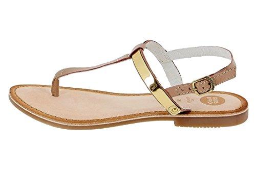 Gioseppo - Sandalias de vestir para mujer marrón