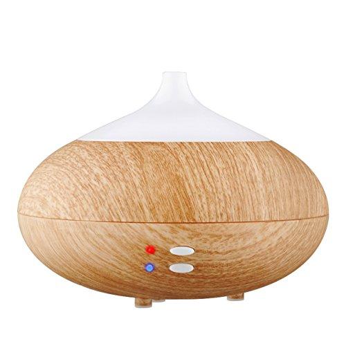 VicTsing 280ml Diffuser Luftbefeuchter Ultraschall LED Humidifier Tragbarer für Babies Kinder Haus Yoga Büro Spa Hotel