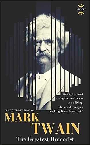 MARK TWAIN: The greatest