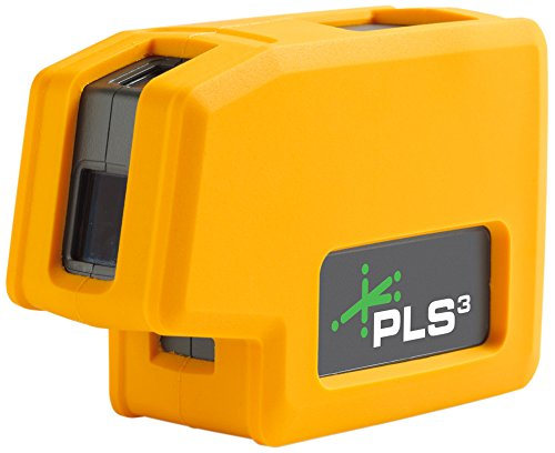 New PLS3 3-Point Green Beam Laser Level PLS-60595N