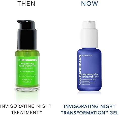 Facial Treatments: Ole Henriksen Invigorating Night Treatment