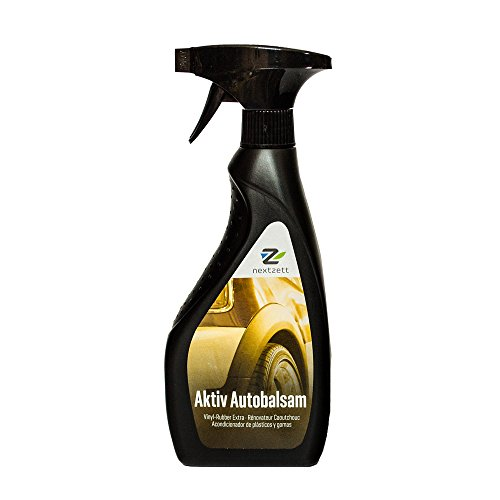 nextzett 97261215 Vinyl-Rubber Extra, 16.9 fl. oz. (Einszett Plastic Deep Cleaner compare prices)