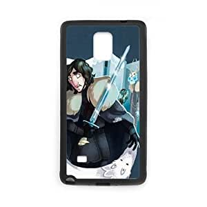 Samsung Galaxy Note 4 Cell Phone Case Black Of Thrones Custom DSAMKAVDH2836