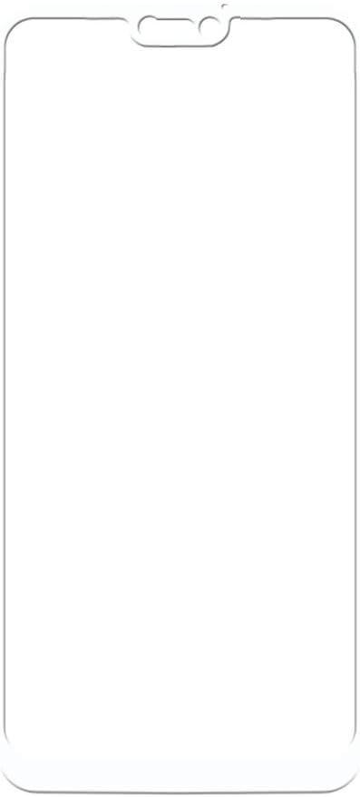Huhuswwbin Protector de Pantalla de Cristal Templado para Huawei P20 Lite, Color Blanco