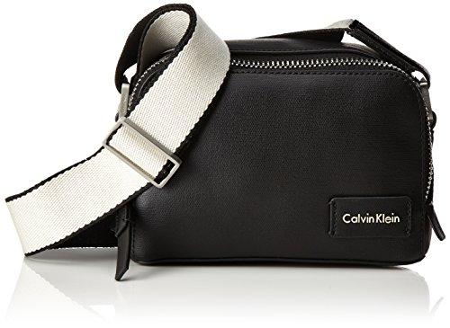 Calvin Klein Women's Urban Small Crossbody Cross-Body Bag Black