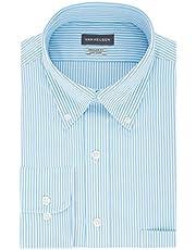 Van Heusen Men's Dress Shirt Regular Fit Pinpoint Stripe