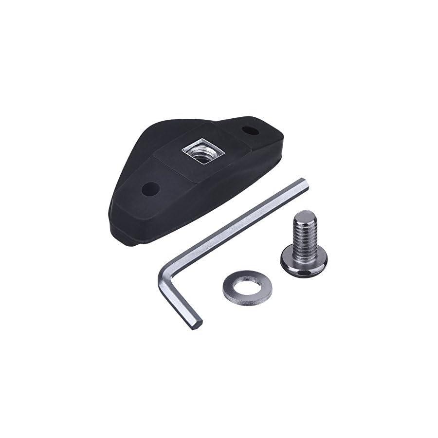Pangda 2 Pairs Road Brake Pads with Installation Tool Caliper Brake Blocks 50 mm