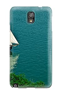 Evelyn C. Wingfield's Shop First-class Case Cover For Galaxy Note 3 Dual Protection Cover Boat