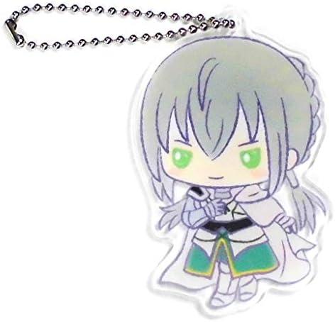 Fate Grand Order Saber Sir Bedivere Sanrio Character Acrylic Mascot Key Chain V3