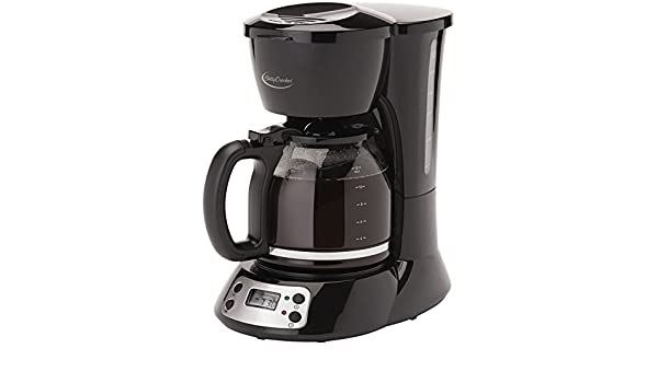 BETTY CROCKER BC-2825CB Coffee Maker electronic consumer 12-Cup