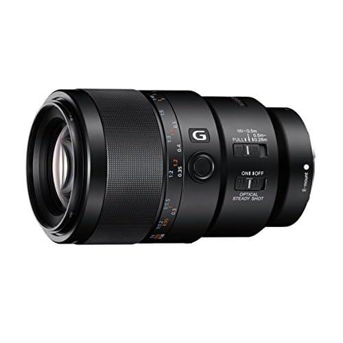 Sony SEL90M28G E Mount - Full Frame 90mm F2.8 Telephoto Macro G Lens