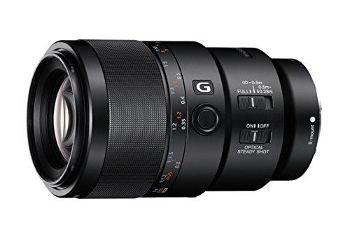 Sony FE mm f  Macro G OSS Objetivo macro para montura