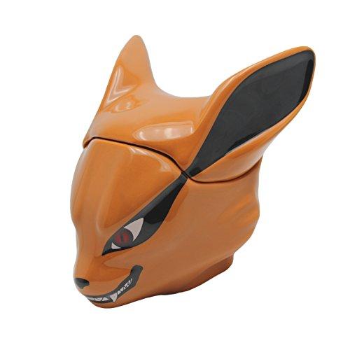 ABYstyle Abysse Corp_ABYMUG353 Naruto Shippuden-Mug 3D-Kyubi, Unisex Children, Multi Colour, Standard (Popular Dinnerware 2017)