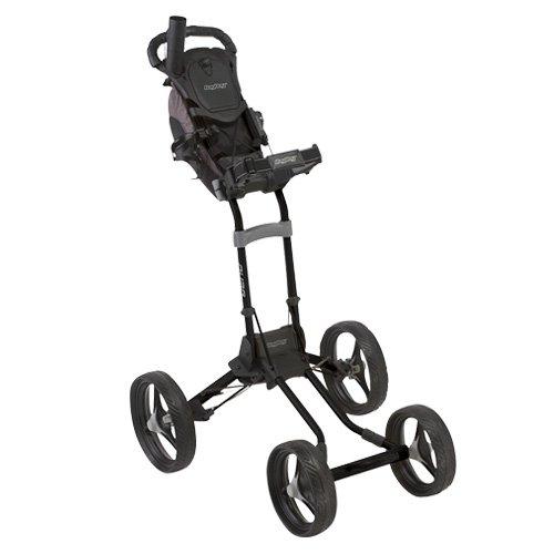 Bag Boy Quad Push Cart (Black)