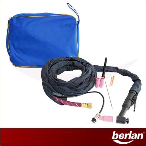Berlan BWIG180 Inverter - Soldador de gas TIG (180 A): Amazon.es: Industria, empresas y ciencia
