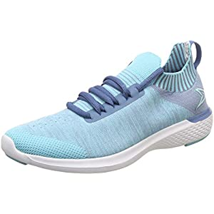 Power Women's Connect Grandeur Blue and L.Blue Running Shoes-6 UK (39 EU) (5089276)