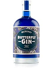 McHenry | Butterfly Gin | Handcrafted Tasmanian Gin | Features the Butterfly Pea Flower | 700 ml