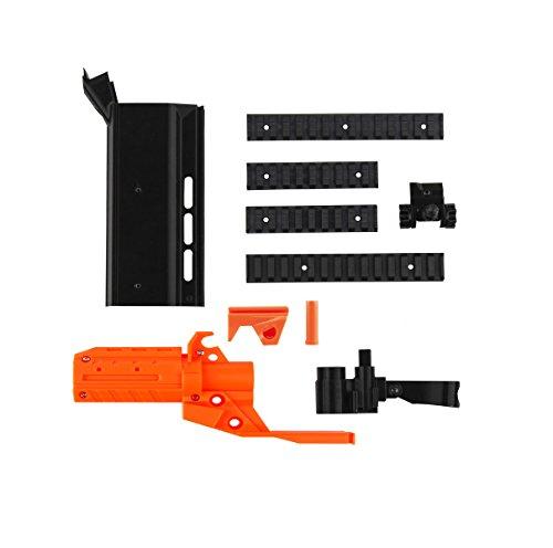 Do co-sport Worker Cool Modify Rail Kit for Nerf Stryfe Toy by Do co-sport