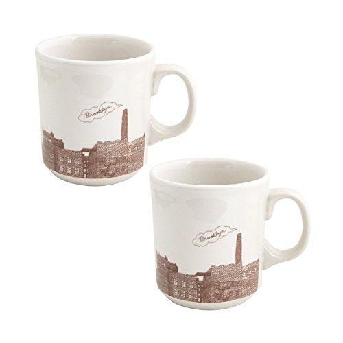 Brooklyn Mugs Gift Box - Set of 2