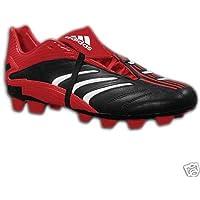 Adidas Predator Absolion TRX FG Black/Red Size 9.5