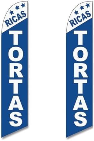 RICAS TORTAS Flag